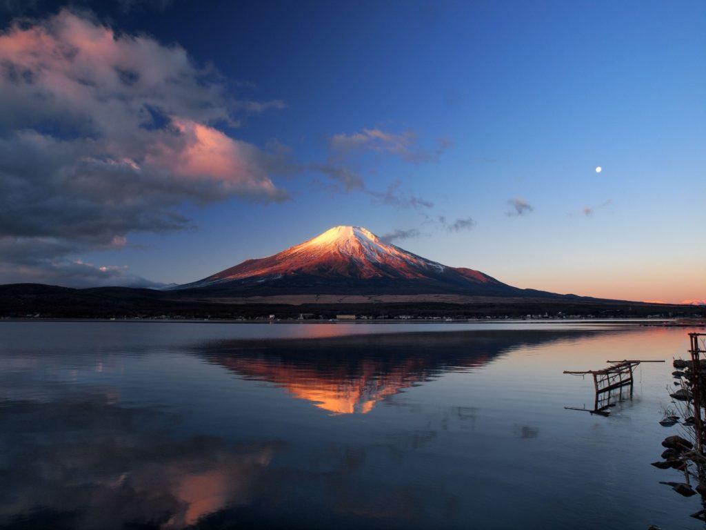 富士山噴火の予兆と歴史について